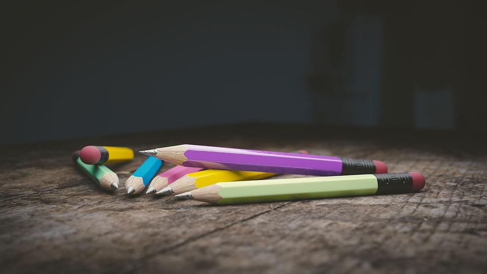 ołówki reklamowe dla dzieci