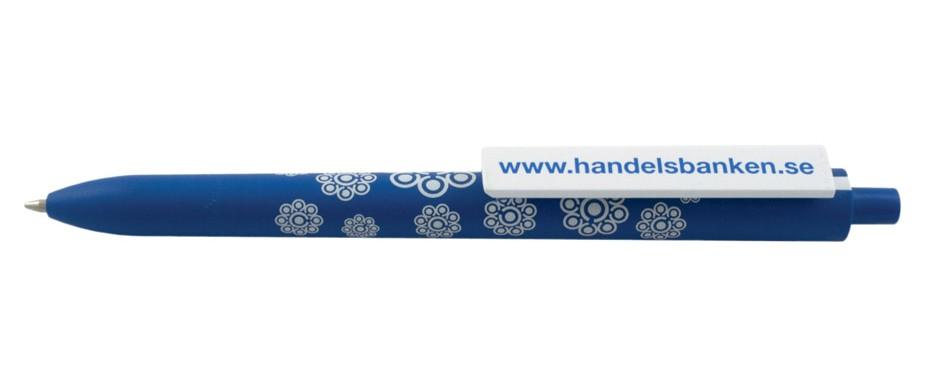 długopisy metalowe z nadrukiem