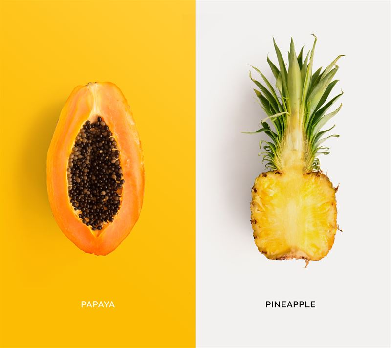 egoztyczne owoce