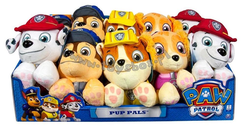 zabawki psi patrol